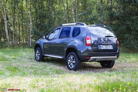 2018 Dacia Duster Facelift Revealed Page 2 Team Bhp