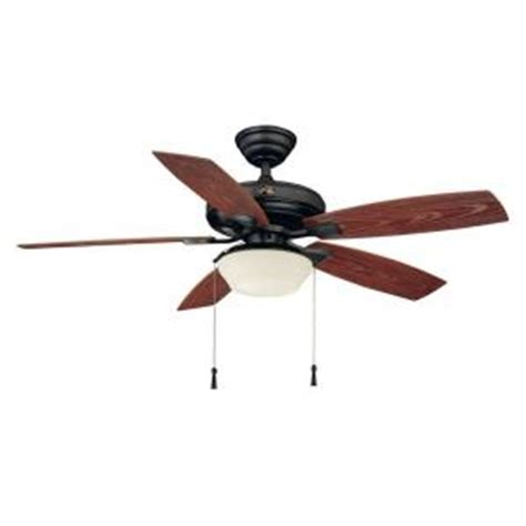 outdoor gazebo fans hton bay gazebo ii 52 in indoor outdoor iron