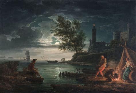 founders  modern landscape art claude joseph vernet