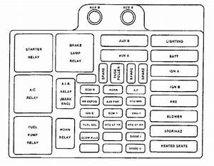 99 Tahoe Tail Light Wiring Diagram