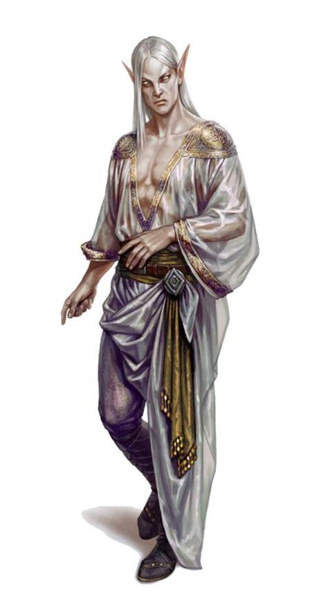 male elf oracle pathfinder pfrpg dnd dd  fantasy