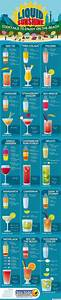 15 Summer Cocktail Recipes In One Handy Infographic