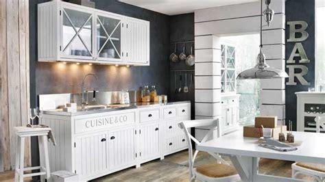 le d ambiance pas cher une d 233 co de style bord de mer dans la cuisine diaporama photo