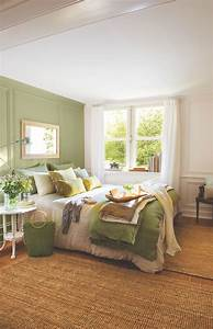 26, Awesome, Green, Bedroom, Ideas