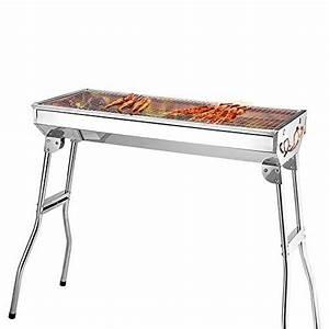 Grille De Barbecue Grande Taille : barbecue portable charbon faire des affaires pour 2019 ~ Melissatoandfro.com Idées de Décoration