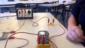 Ohms Law Experiment
