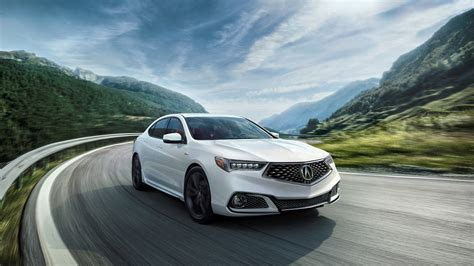 Honda Acura Tlx by 2018 Acura Tlx A Spec Wallpapers Hd Images Wsupercars