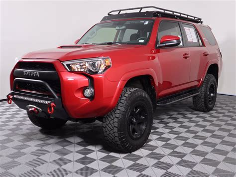 The 2018 toyota 4runner is ranked #17 in 2018 affordable midsize suvs by u.s. Certified Pre-Owned 2018 Toyota 4Runner TRD Off Road 4WD ...