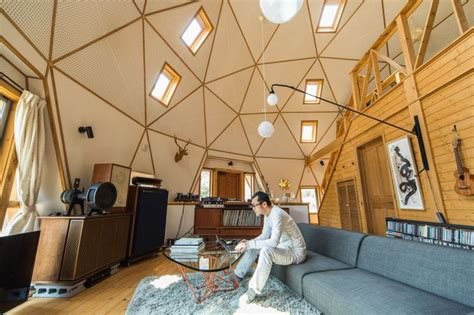 Dome Home Design Ideas by Best 25 Geodesic Dome Homes Ideas On Geodesic