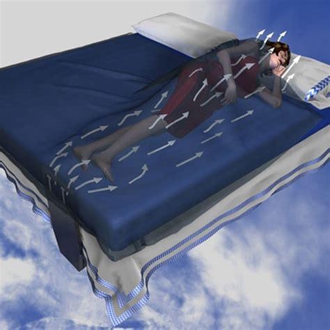 under blanket bed fan bedfan personal between the sheets bed fan the green head