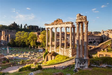 Roman Forum, Rome - Culture Review - Condé Nast Traveler