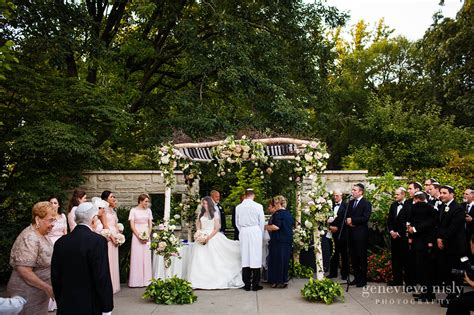cleveland botanical garden wedding botanical gardens