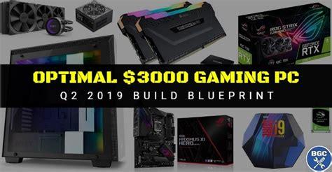 ultimate  gaming pc build april  monster  rig