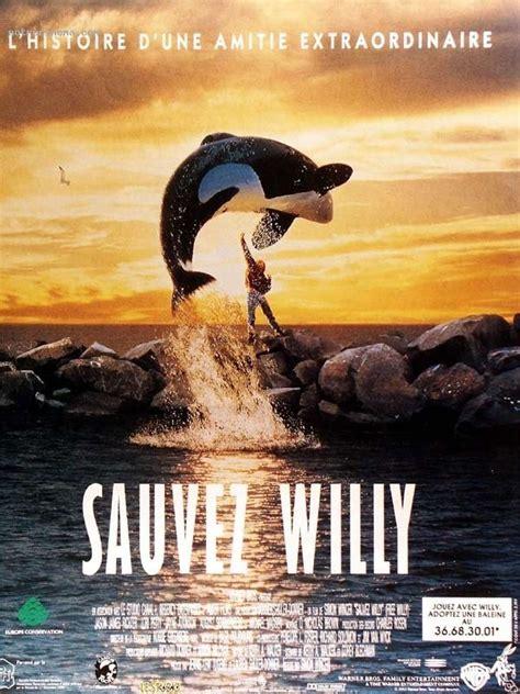 affiche du film sauvez willy  willy cinemaffiche