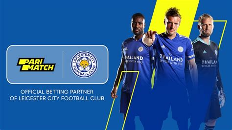 Parimatch named new Leicester City training wear partner ...