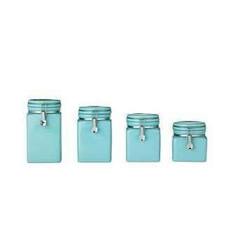 martha stewart kitchen canisters blue canisters and martha stewart on