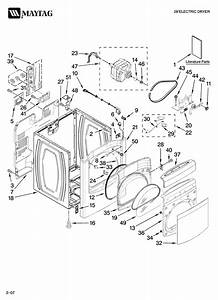 Maytag Residential Dryer Parts