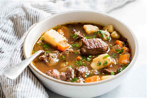 irish beef stew recipe  video simplyrecipescom