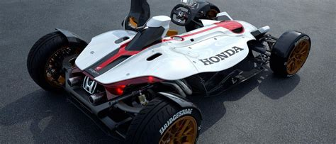 Ariel Atom Honda Engine by The Honda Project 2 4 Concept Is A Motogp Engined Ariel