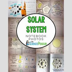 Space Science Interactive Notebook Photos  New Teachers  Science Penguin, Science, Science