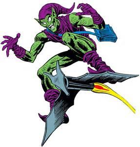 Green Goblin Marvel Comics
