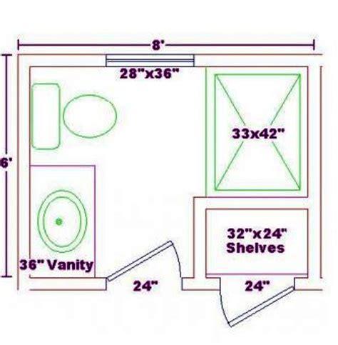 small bathroom floor plans ideas pinterest