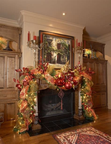 weihnachtlich dekorieren stimmungsvolle ideen 19 mantel decorating ideas to make your home