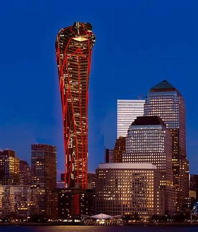 Cobra Tower Asian Skyscraper Skin Vasily Klyukin