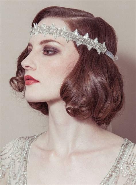 Hairstyles Roaring 20s by Roaring Twenties Flapper Hairstyle 1920s Hair