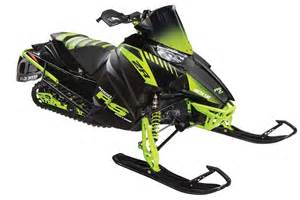 arctic cat snowmobile arctic cat releases rs edition zr 6000 snowmobile