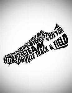 HHS Nike track logo design | Sports Sports Sports | Pinterest