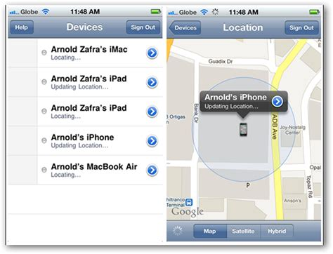 does find my iphone work when phone is how does quot find my iphone quot service work to locate lost devices 21271