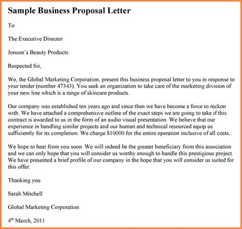 drafting business proposal project proposal