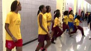 Students At Medgar Evers College Prep Hit The Halls For ...