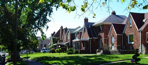 bridging neighborhoods program city  detroit
