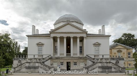 Palladian Perfection Of Chiswick House