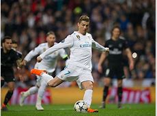 Cristiano Ronaldo used to practice 'crazy' penalty in
