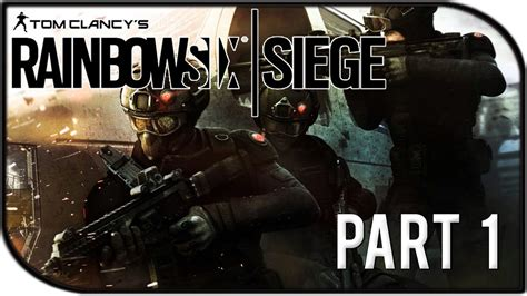 siege pmu rainbow six siege terrohunt gameplay quot retaking the