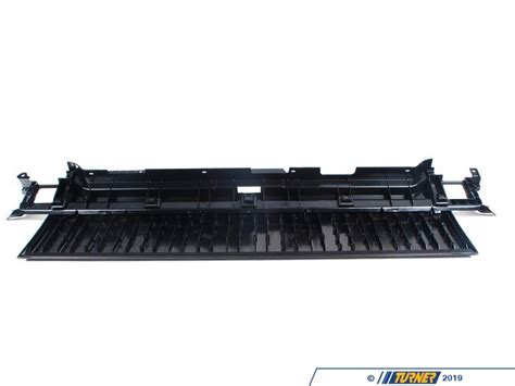 genuine bmw loading sill cover turner