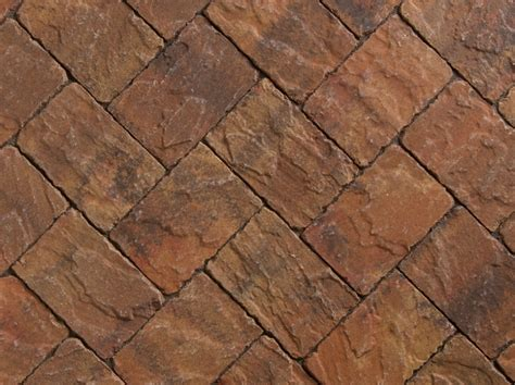 calstone permeable pavers sunset terra cotta the brickyard