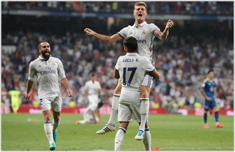 Resultado Final – Real Madrid 2 Celta de Vigo 1 – Liga de ...