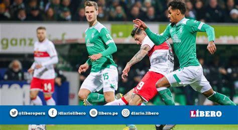 Werder Bremen Wolfsburg en vivo ver partido online 07/06 ...