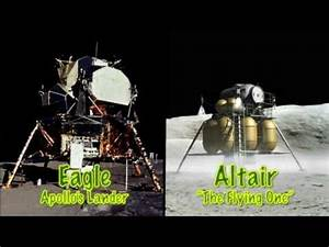 Our World: Altair Lunar Lander - YouTube