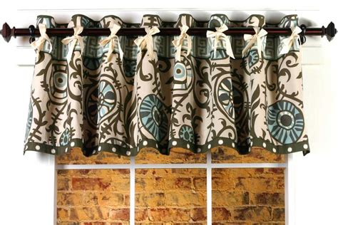 curtain valance sewing pattern