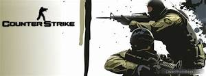 Counter Strike Light Facebook Cover - Brands