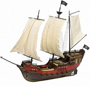 Pirate Ship transparent background