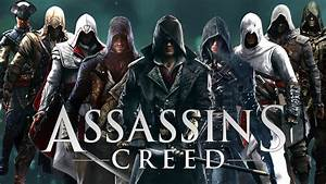 All Assassin's Creed Trailers - YouTube