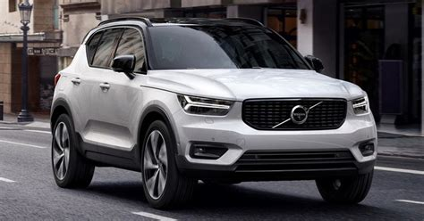 xc volvos smallest suv  images