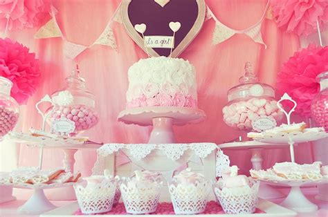 karas party ideas pink fairytale baby shower party ideas