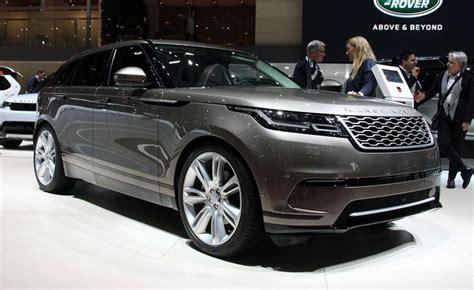 range rover velar video   autoguidecom news